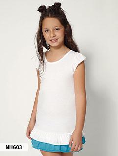 Dětská trička bez rukávu a nátělníky