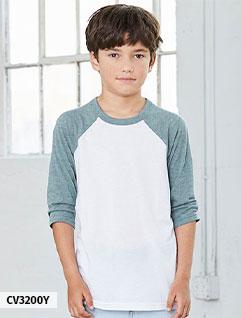 Dětská trička s dlouhým rukávem