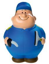 SQUEEZIES® Petrol Pump Attendant Bert®