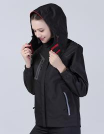 Ladies Nero Jacket